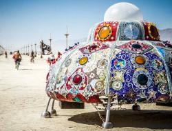 Burning Man - Travis White